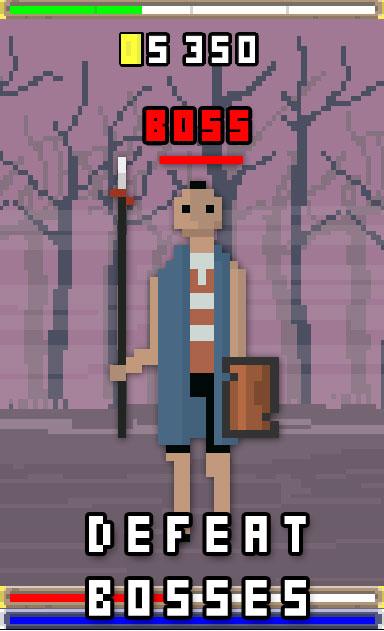 Epic Pixel - RPG Clicker